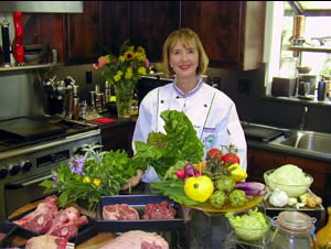 Wendy Brodie, Executive Chef